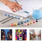 유화그리기액자세트40x50cm 명화그리기 취미생활 DIY