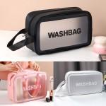 [히트템] 워시백 방수 세면 파우치 화장품케이스 여행용 목욕가방