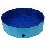 [캠프]반려동물용 욕조 겸용 풀장-120cm 강아지수영장