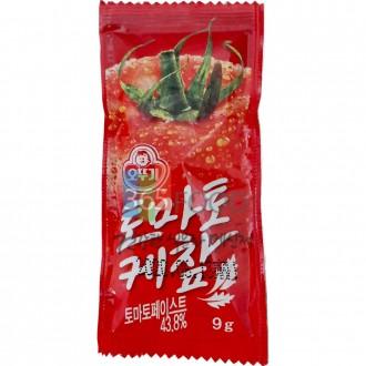 오뚜기 토마토 케찹 (일회용) (9g+100개입)