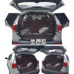 차량용 트렁크 모기장(소 중)