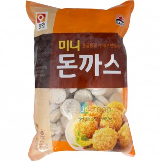 사조오양 미니돈까스 1kg