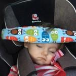 차량용 넵업 머리받침 카시트머리고정 헤드서포터 아기카시트목베개 넵업헤드서포터 아기카시트목베개 목베