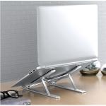 뉴엔에스 알루미늄 각도조절 접이식 맥북 노트북 받침대 거치대 1단
