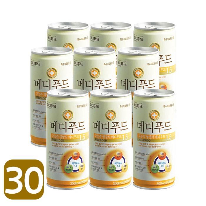 D 메디푸드 1.5 200ml x 30캔 /환자식 환자영양식 경관식