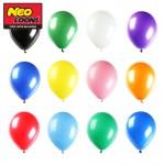 국내생산 네오텍스 12인치 스탠다드 파스텔 풍선 100개입 30cm 풍선 파티 장식