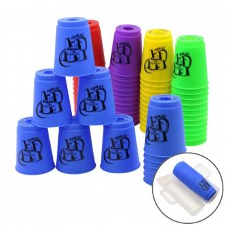 dma 장난감 스포츠 스피드 스태킹 컵스택 컵쌓기(6color)