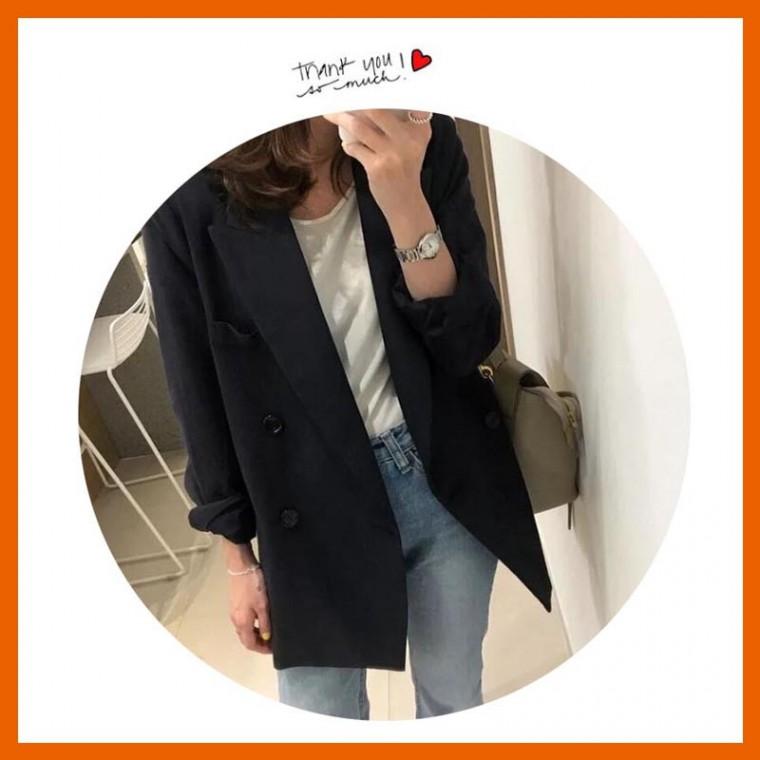 D 여자자켓 여성자멧 무지자켓 기본핏 데일리룩 여성 자켓 마이재킷 편한 카라자켓 캐주얼 모던 시크