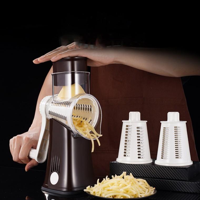 [해외]D SSGP만능 사각 채칼 야채칼 슬라이서 감자 양배추 당근 무채칼