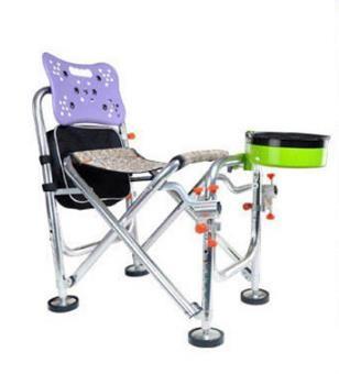 [해외]D 다용도 낚시 의자 휴대용 접이식 의자