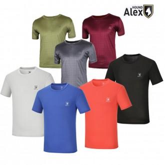 여름대비 알렉스하운드 냉감 기능성 티셔츠