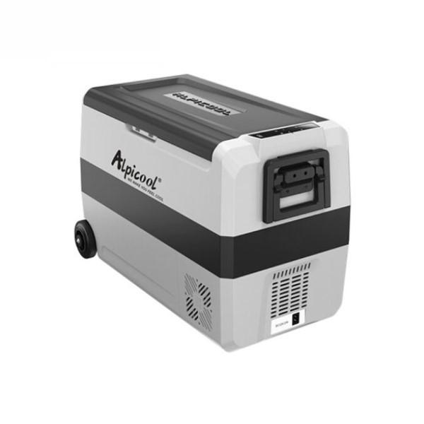 [해외]D 알피쿨 차량용 가정용 캠핑용 냉장고 휴대용 아이스박스 T50