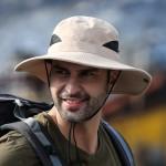 자외선차단 사파리모자 정글 등산 낚시 단체 챙 모자