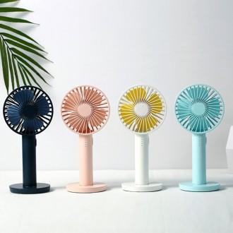KC/휴대용선풍기/USB선풍기/손거울/거치대선풍기/탁상용/휴대용/미니선풍기/최대10시간/5단풍량/자석