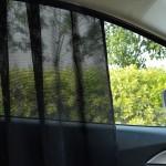 자동차 자석 햇빛가리개 썬쉐이드 차량 카커튼 아기 운전석