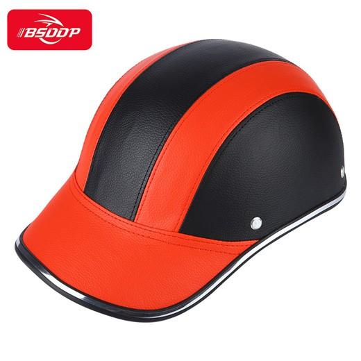 [해외]D 여름용 오토바이 헬멧 전동킥보드 바이크용품 반모 안전 초경량 헬멧/프리사이즈