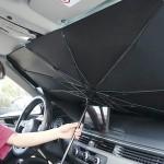 프리미엄 차량용 햇빛가리개 자동차햇빛 햇빛가림막 차량커튼 차량햇빛가리개 자동차햇빛가림막 우산형햇빛