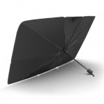 차량용 우산형 차박 암막 앞유리 선블록 우산 햇빛 가리개 태양열 차단 B1