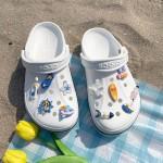 에메랄드 신발장식